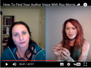 author voice